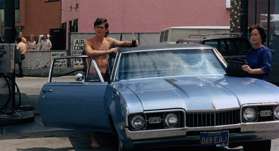 1968 Oldsmobile Cutlass S Sports Coupe