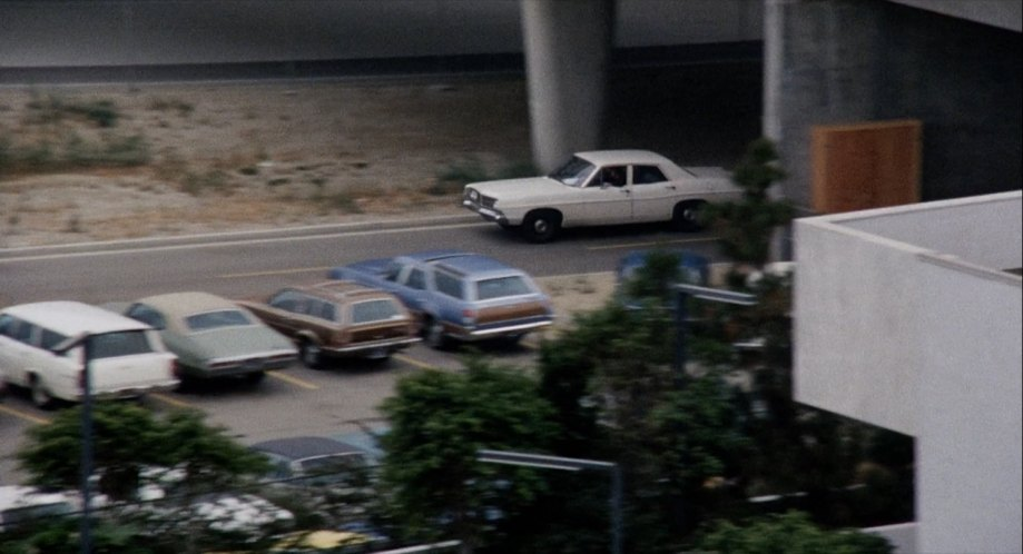1968 Oldsmobile Vista Cruiser