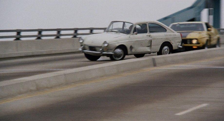 1968 Volkswagen Fastback Sedan Typ 31