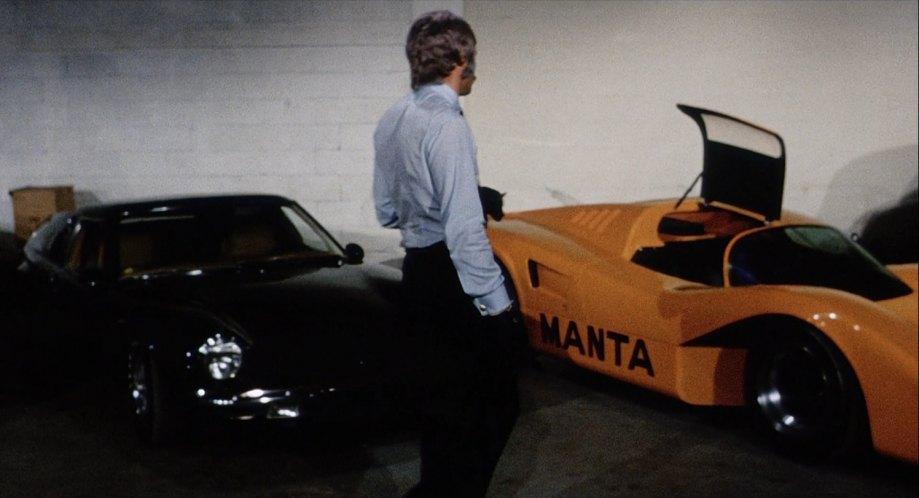 1969 Lotus Europa S2 Type 54