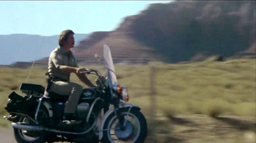 1969 Moto Guzzi V 750 Police Special