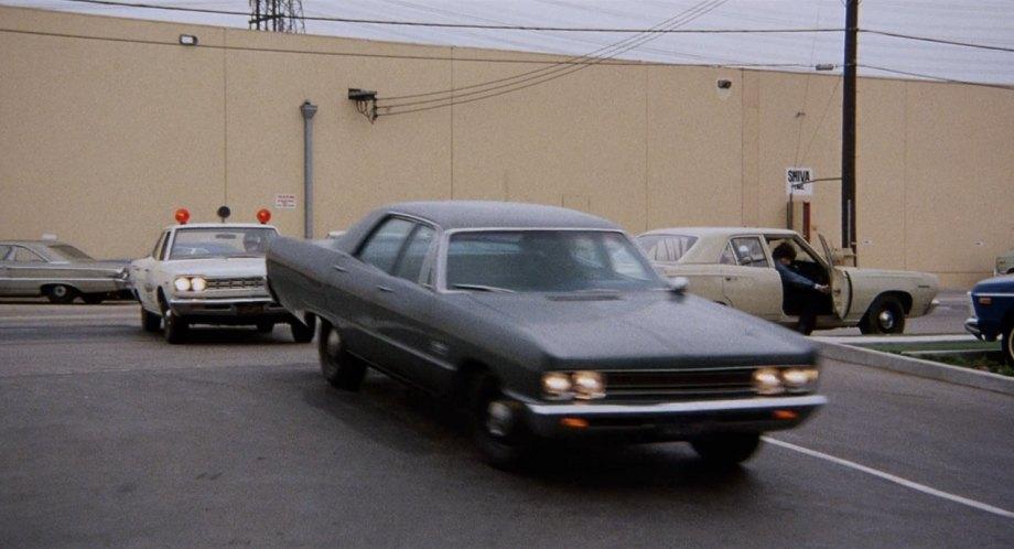 1969 Plymouth Fury I