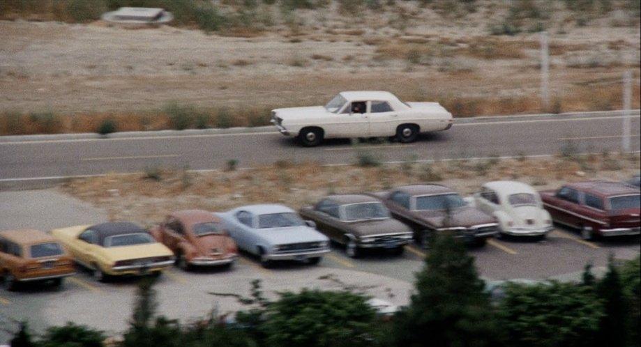 1970 Audi 100 C1 F104