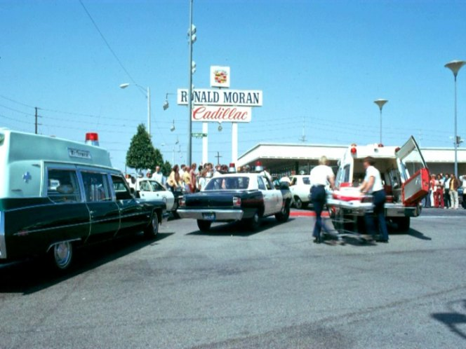 1970 Cadillac Ambulance Superior Rescuer