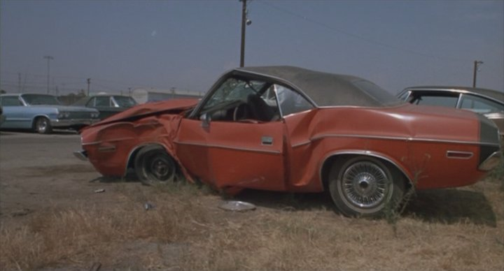 1970 Dodge Challenger, Gone in 60 Seconds