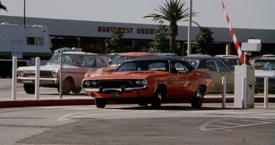1970 Dodge Challenger, Gone in 60 Seconds 1974