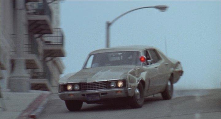 1970 Mercury Montego