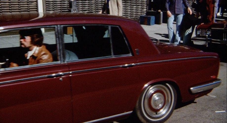 1970 Rolls-Royce Silver Shadow I