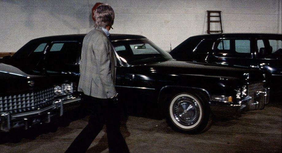 1971 Cadillac Fleetwood 75