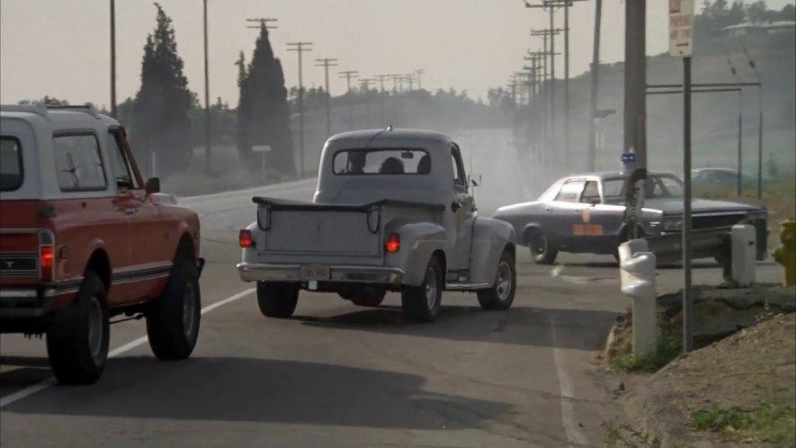 1971 Chevrolet Blazer K-5