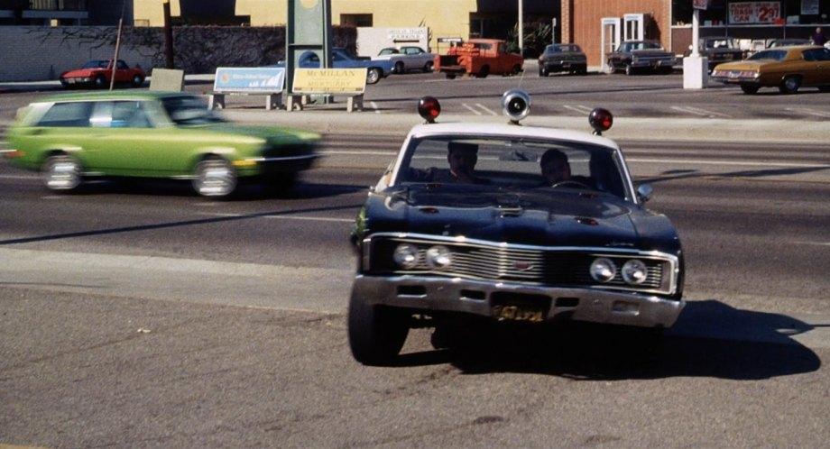1971 Chevrolet Vega Kammback