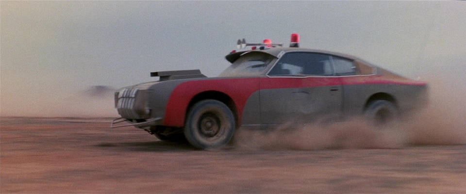 1971 Chrysler Valiant Charger 770 VH, Mad Max 2 The Road Warrior 1981