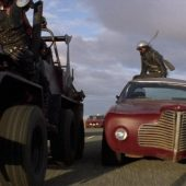 1971 Holden Monaro HQ, Mad Max 2 The Road Warrior 1981