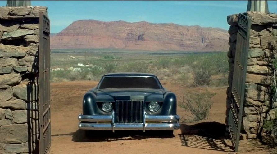 1977 The Car 1971 Lincoln Continental Mark Iii Barris Kustoms