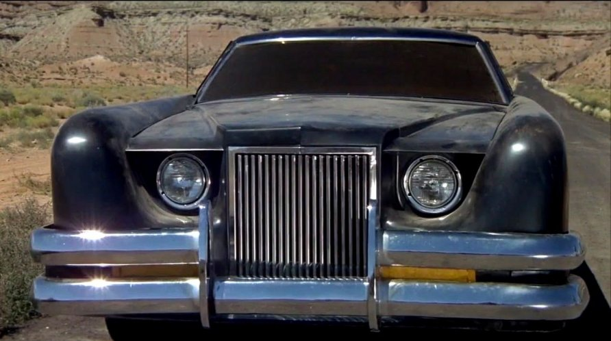 1971 Lincoln Continental Mark III Barris Kustoms, The Car 1977