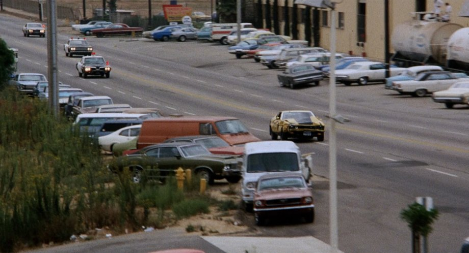 1971 Oldsmobile Cutlass S Hardtop Coupe