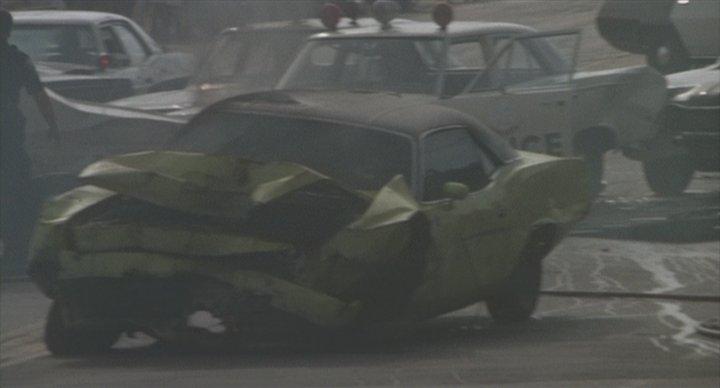 1971 Plymouth Barracuda Gran Coupe