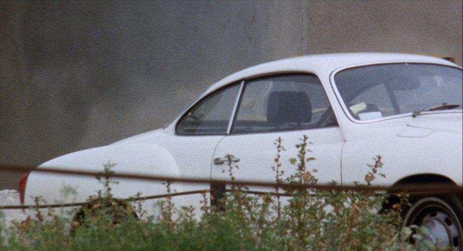 1971 Volkswagen Karmann Ghia Coupe Typ 14
