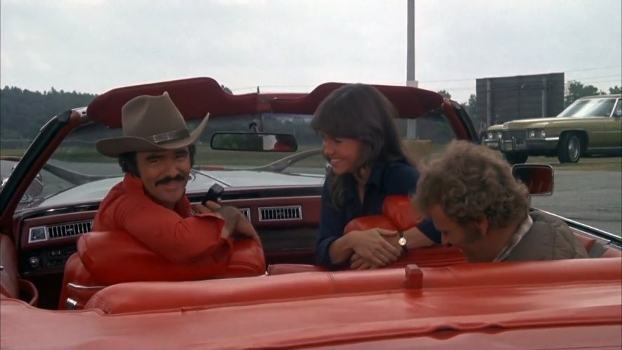 All The Cars In Smokey And The Bandit 1977