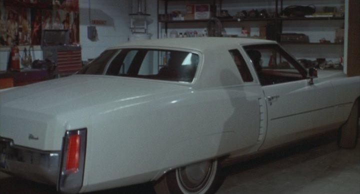 1972 Cadillac Fleetwood Eldorado