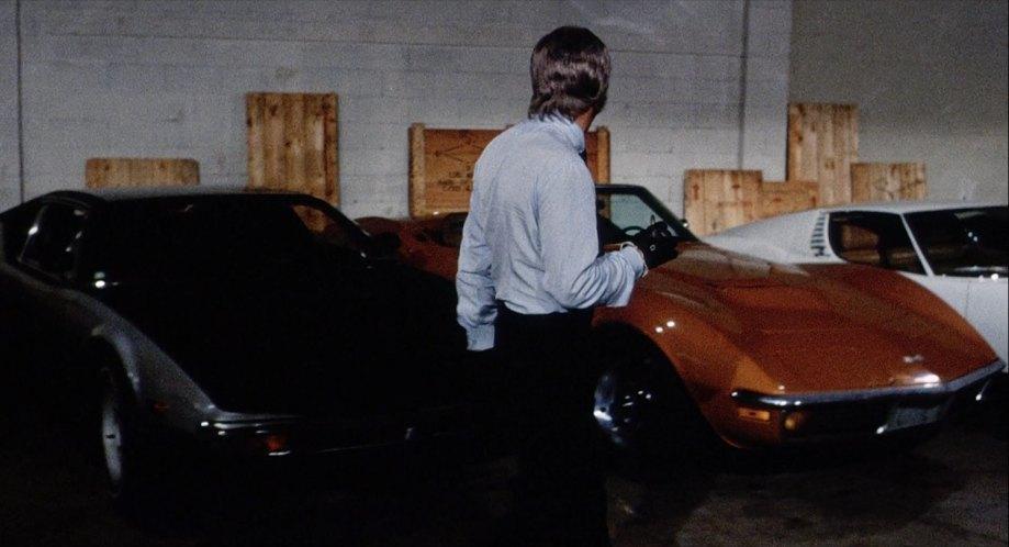 1972 Chevrolet Corvette Stingray C3
