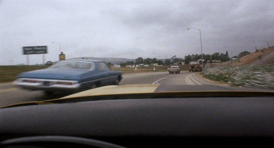1972 Chevrolet Impala Sport Coupe