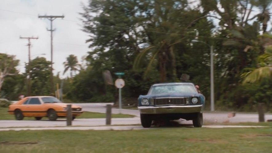 1972 Chevrolet Monte Carlo, Ace Ventura, Pet Detective