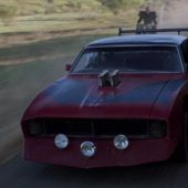 1972 Ford Falcon XA, Mad Max 2 The Road Warrior 1981