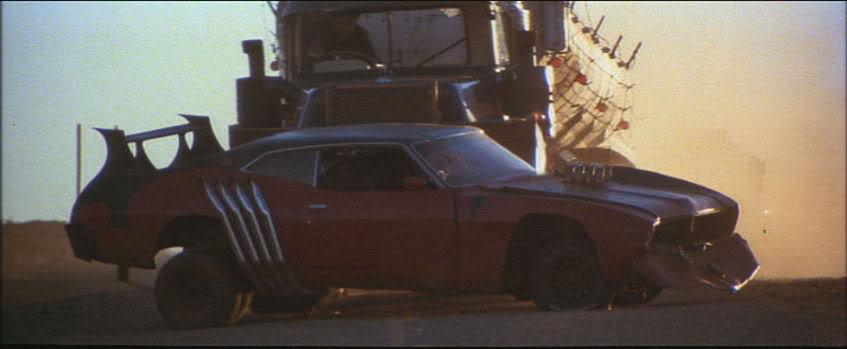 1972 Ford Falcon XA, Mad Max 2