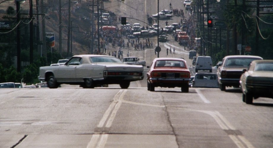 1972 Lincoln Continental 65A