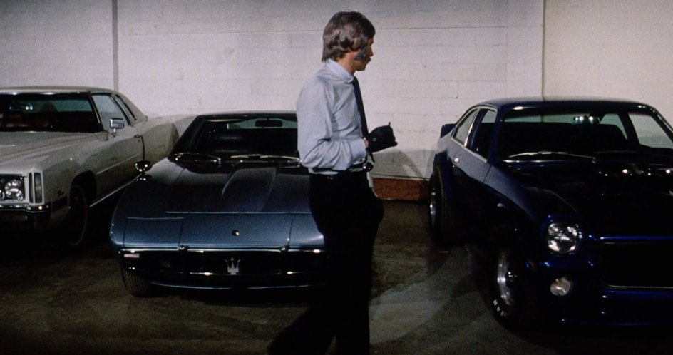 1972 Maserati Ghibli Tipo 115