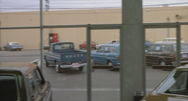 1972 Mazda B-1600