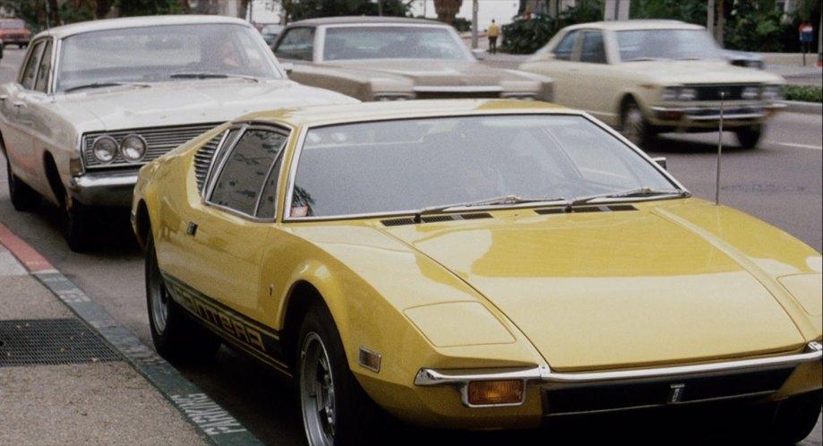 1972 Toyota Carina Coupe TA12