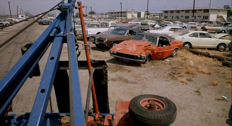 1972 Toyota Corolla TE27