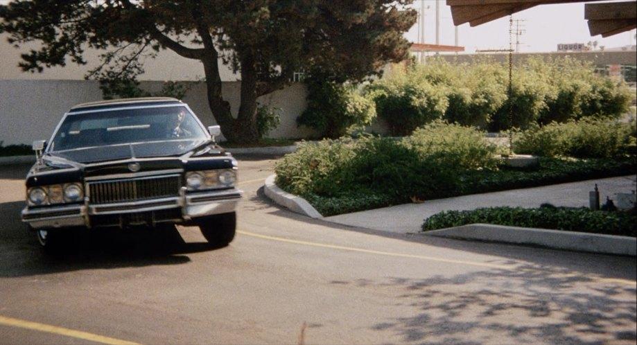 1973 Cadillac Fleetwood 75