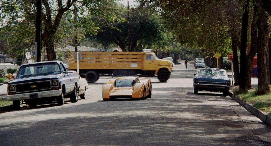 1973 Chevrolet C-10 Custom Fleetside