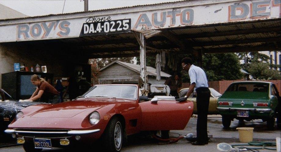 1973 Datsun 1200 Coupe KB110 2