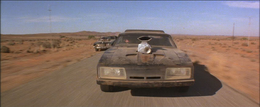 1973 Ford Falcon GT XB, Mad Max + The Road Warrior