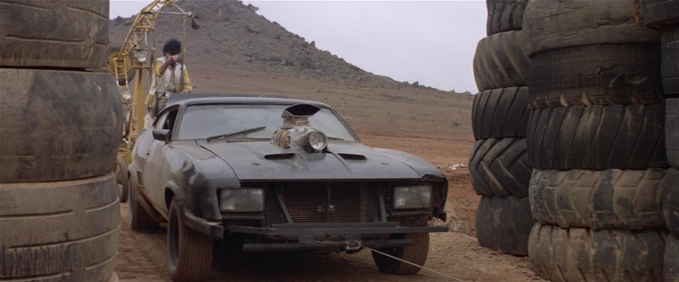 1973 Ford Falcon GT XB, Mad Max 2 The Road Warrior 1981