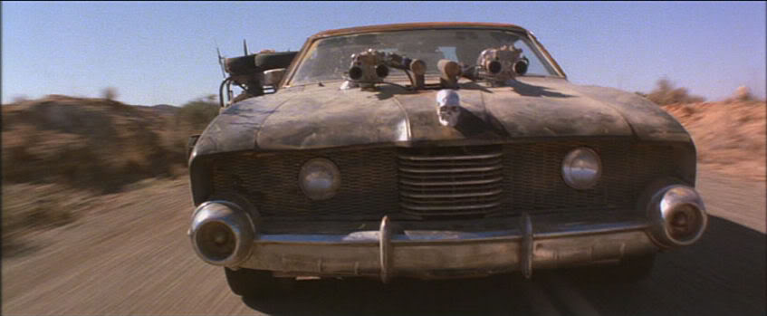 1973 Ford Landau P5, Mad Max 2 + The Road Warrior