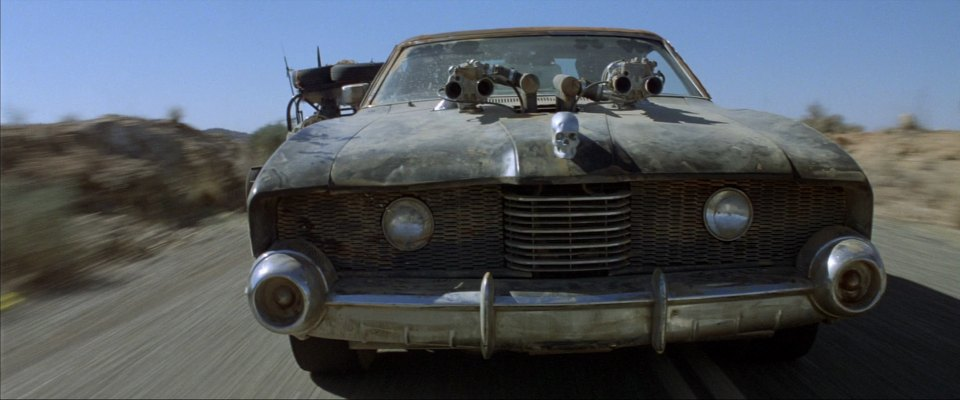 1973 Ford Landau P5, 1981 Mad Max 2 The Road Warrior