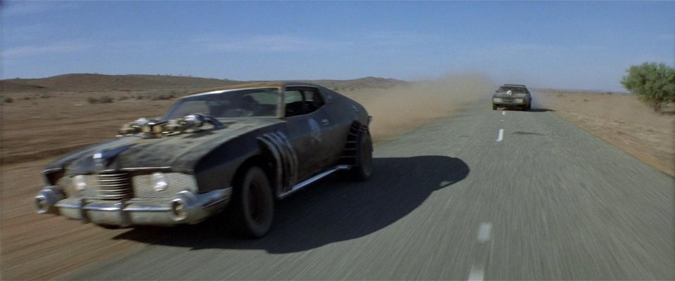 1973 Ford Landau P5, Mad Max 2 The Road Warrior 1981