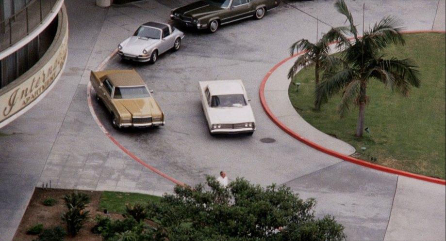 1973 Lincoln Continental 53A