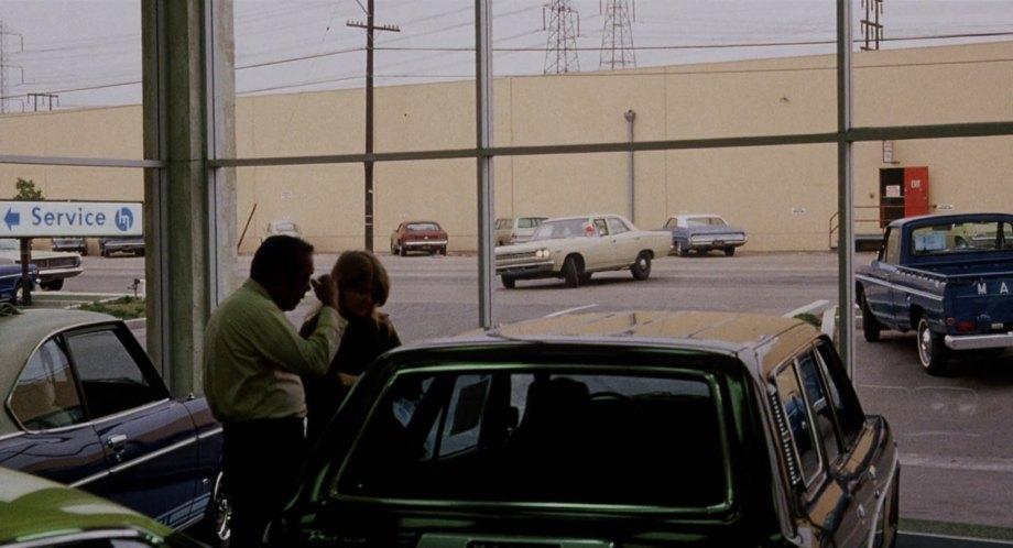 1973 Mazda 808 Station Wagon