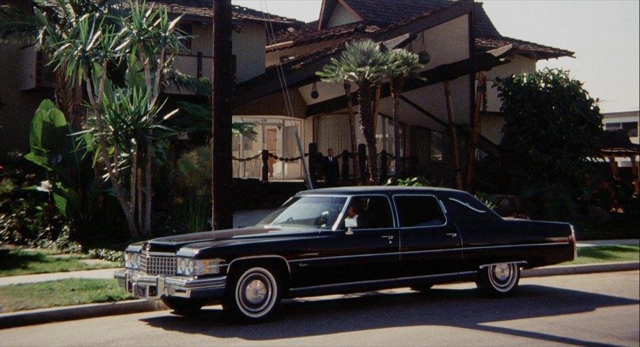 1974 Cadillac Fleetwood 75 Landau