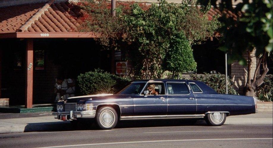 1974 Cadillac Fleetwood 75