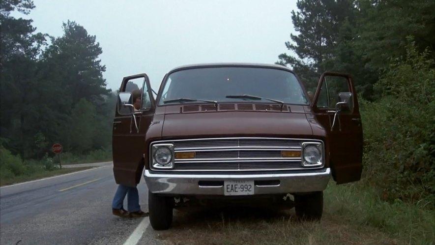 1974 Dodge Tradesman B-100