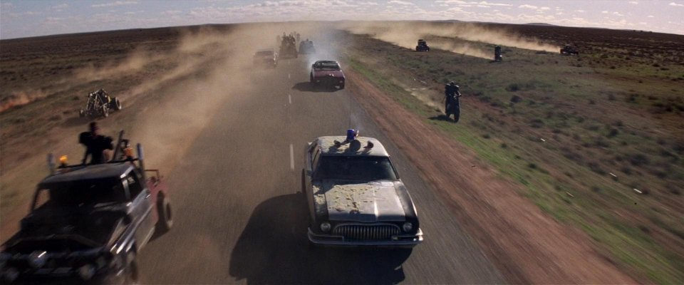 1974 Ford Fairlane ZG, Mad Max 2 The Road Warrior 1981