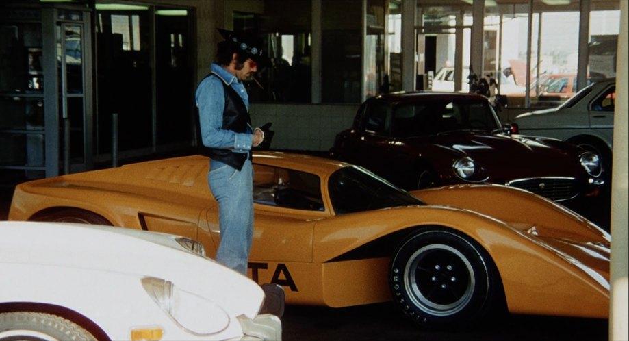 1974 Jaguar XK-E V12 Series III