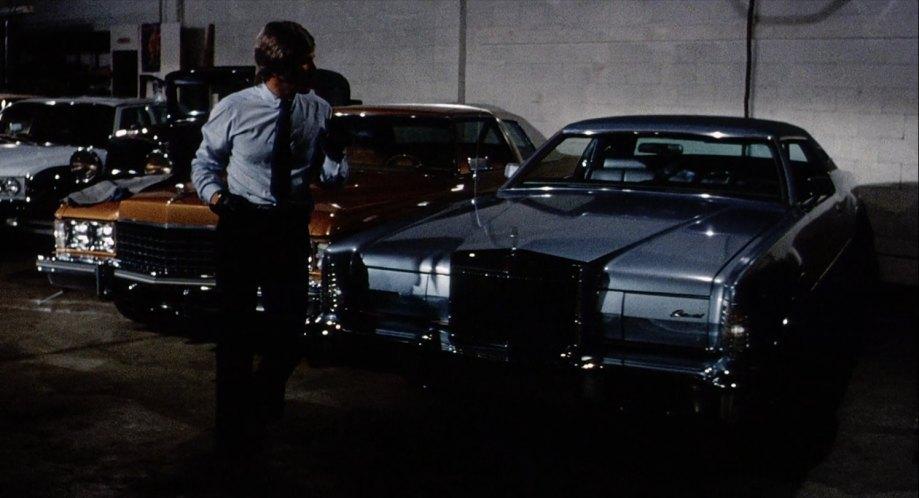 1974 Lincoln Continental Mark IV
